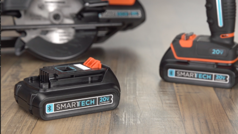 Black+Decker SMARTECH